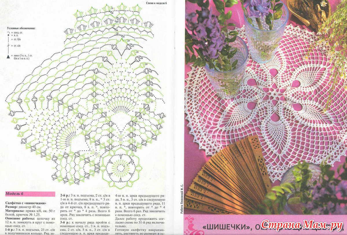 Журнал - Валя - Валентина Журналы по вязанию 22
