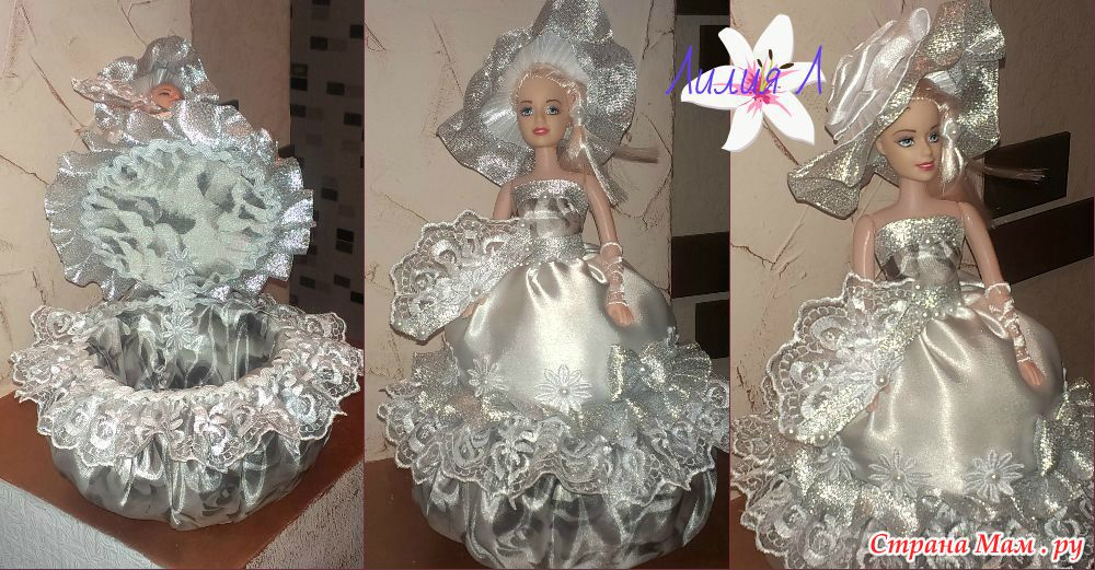 Куклы шкатулки своими руками