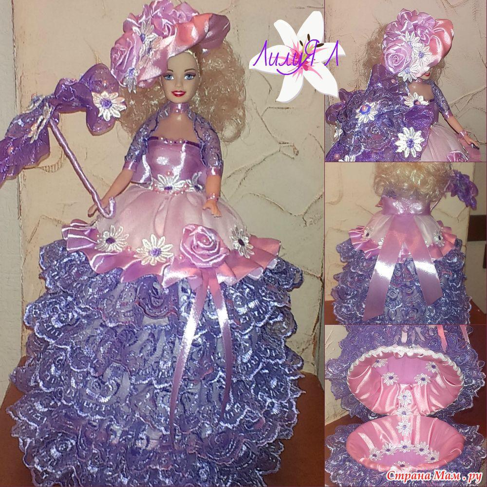 Как сделать шкатулку из кукол