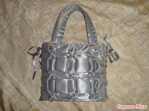 как украсить замшевую сумку