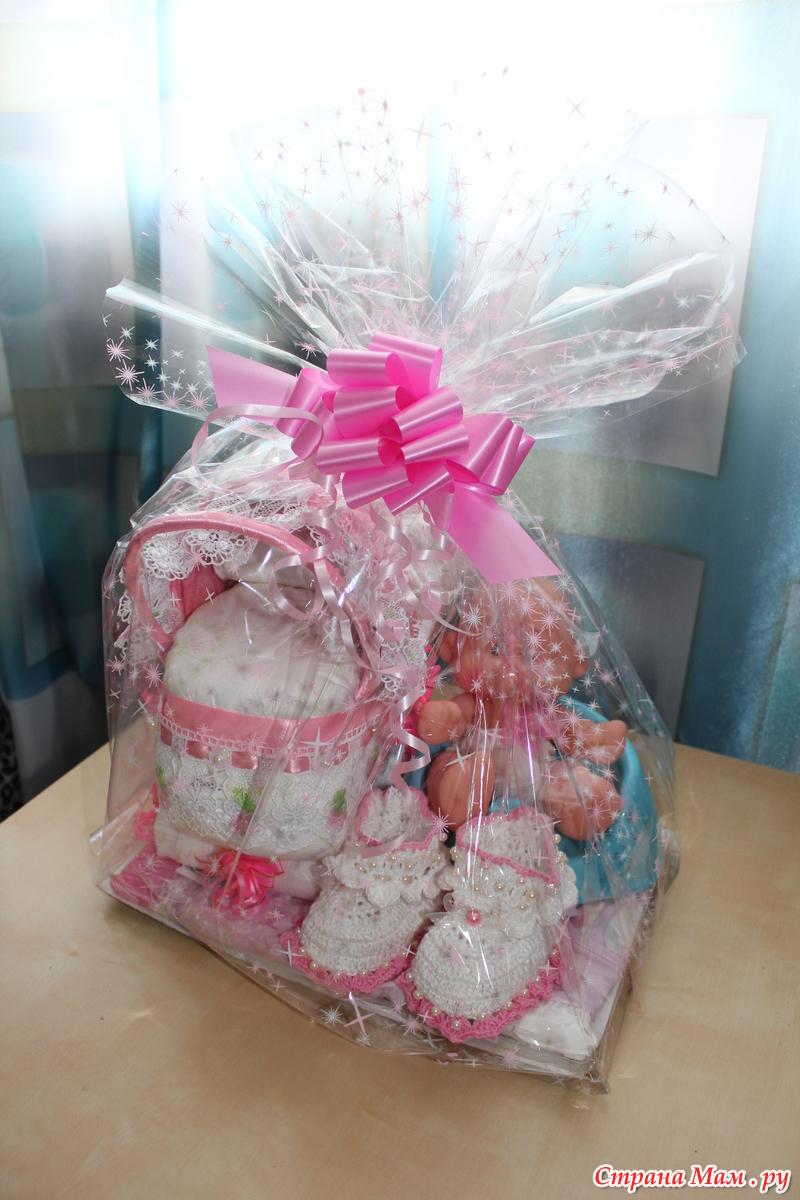 Подарки для новорожденного девочки 83