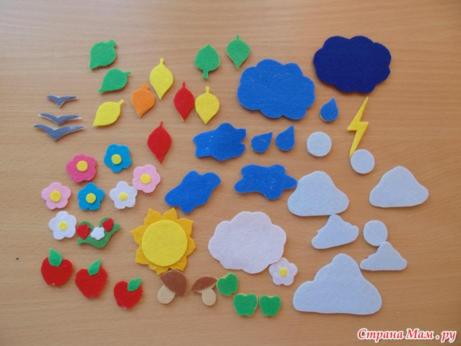Развивающие поделки в детском саду 99