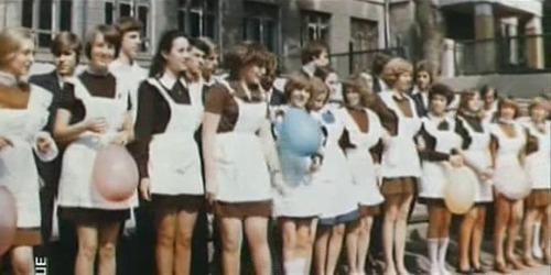 Фильм «Школьный Вальс» — 1977
