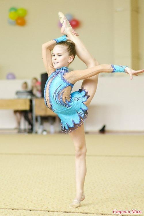 Фото девушек гимнасток 20 фотография