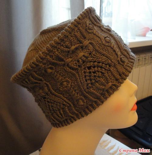 Фантазия на тему шапки