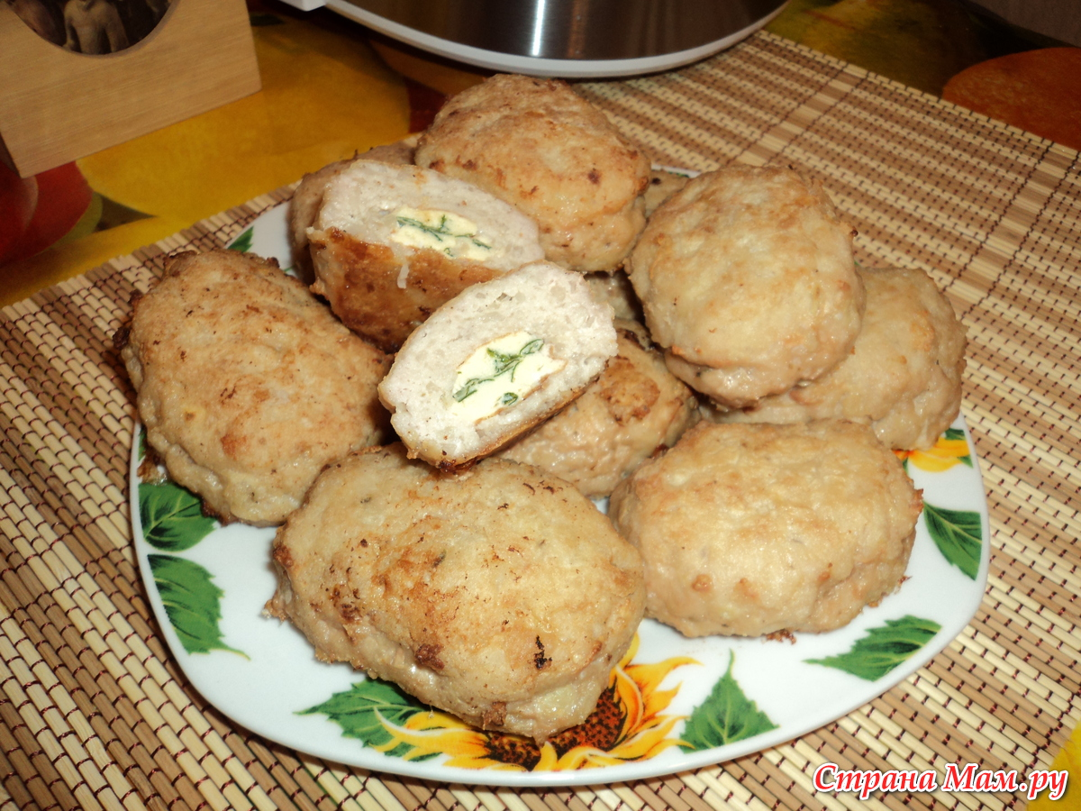 Как приготовить зразы из фарша с яйцом на сковороде рецепт пошагово