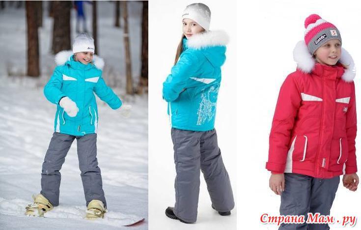 Зимняя Верхняя Детская Одежда Интернет Магазин