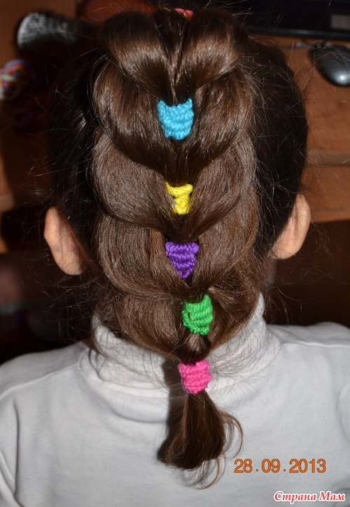 Простые прически на жидкие волосы девочек
