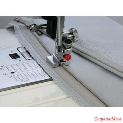 лапки для швейных машин инструкция - фото 6