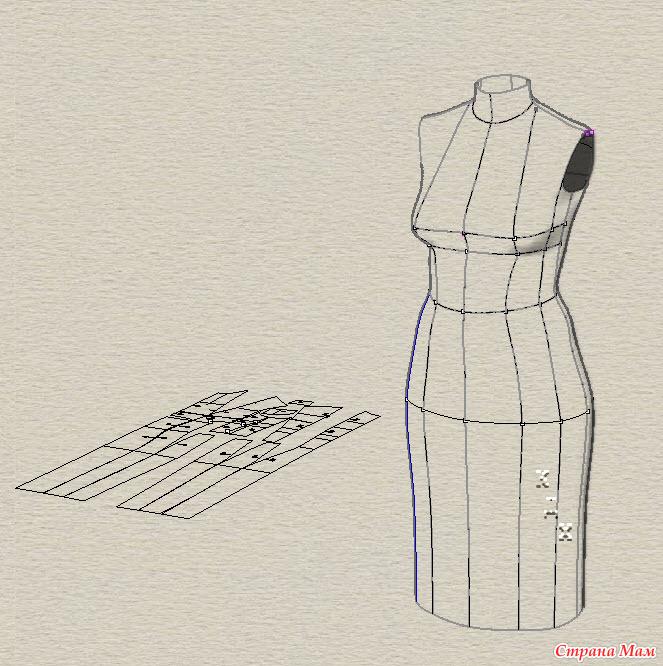 Как сделать самому манекен для шитья