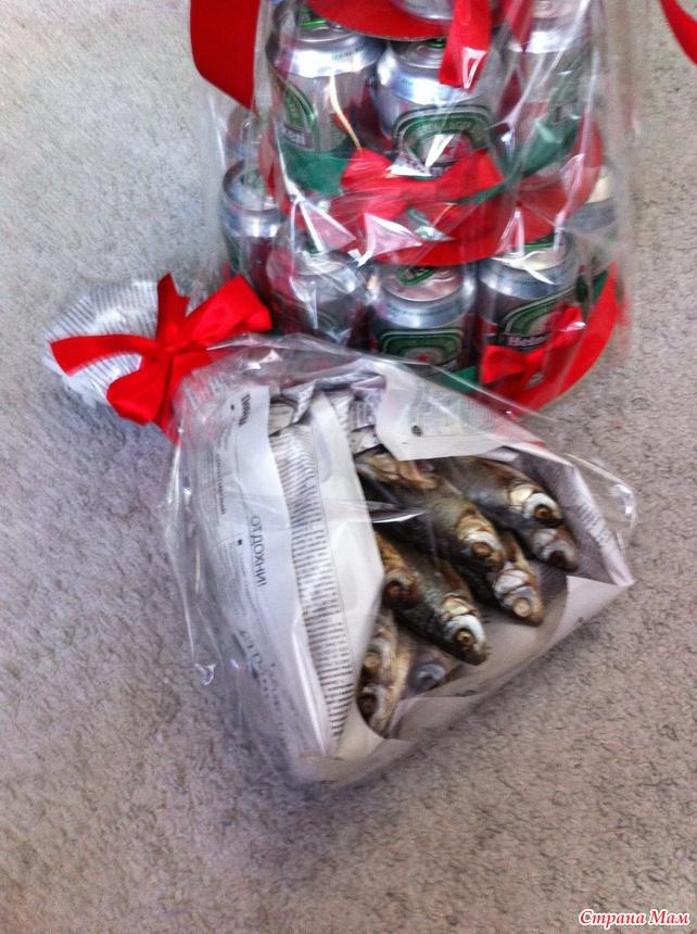 Лучший подарок для мужчины рыбы 13