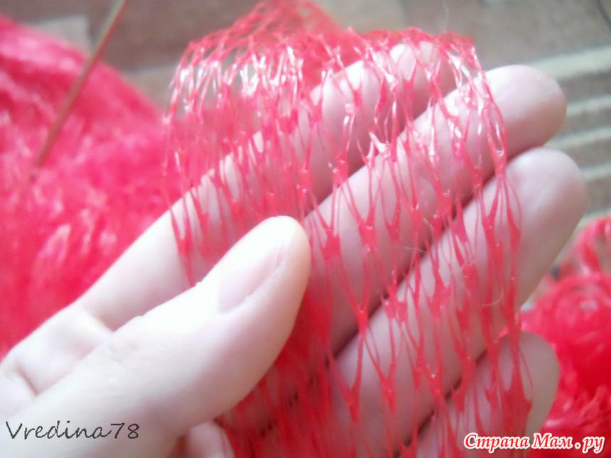 Что можно сделать из сетки своими руками 25