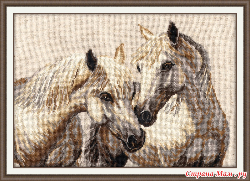Пара лошадей от Овен №569