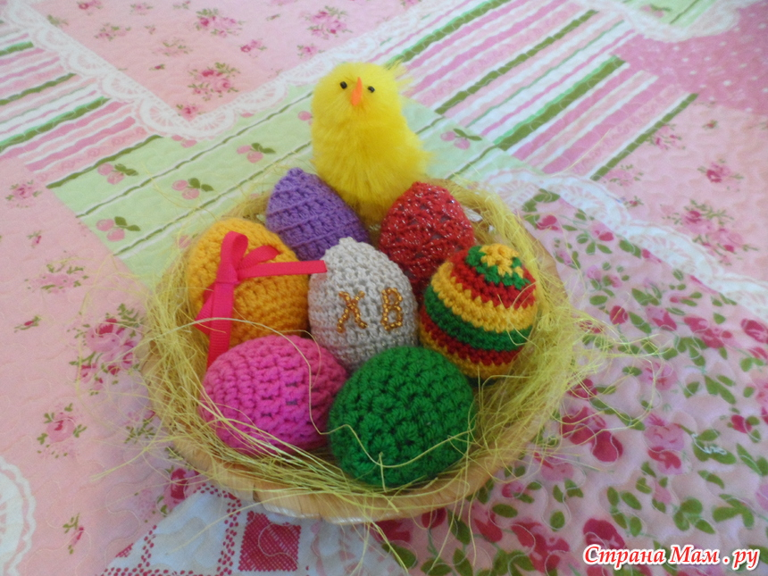 Пасхальное яйцо в детский сад своими руками 33