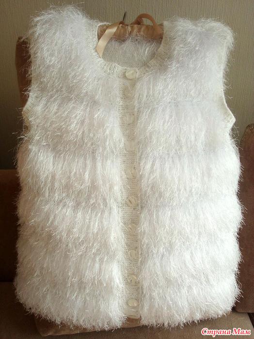Вязание спицами для женщины из травки схема 156