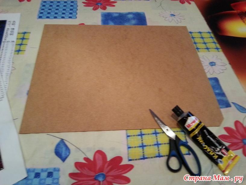 Как сделать алмазную вышивку в рамку