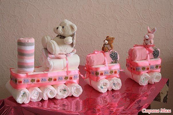 Подарок своими руками на 4 года девочке на день рождения