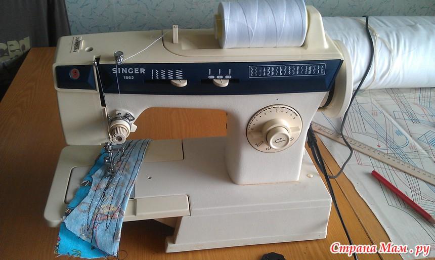 Ремонт швейной машины тойота своими руками 80