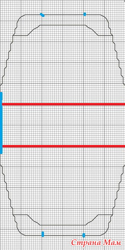 Сумочки-игольницы схемы
