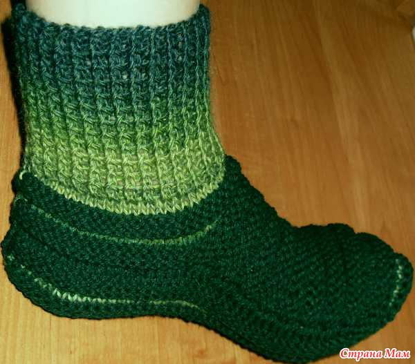 Мои любимые носочки