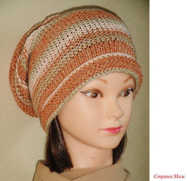 Страна мам по вязанию шапок 853