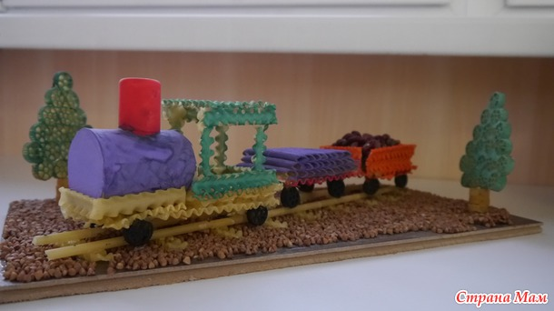 Поделки по железной дороге 91