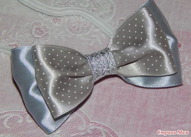 Бабочки галстуки для мальчиков своими руками