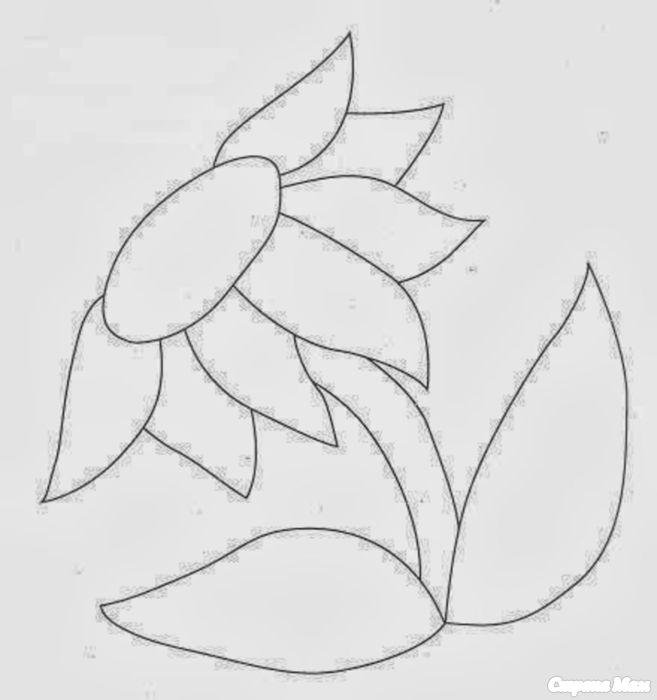 手工布艺:贴花(三) - maomao - 我随心动