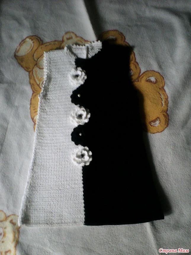 образ для короткого белого платья