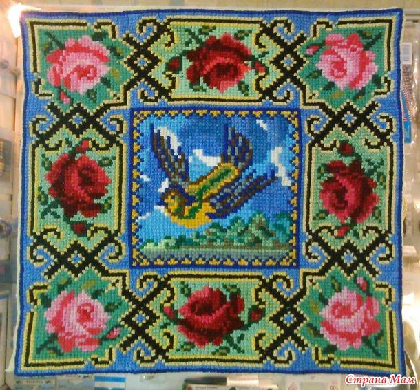 Вышивка крестом в болгарии