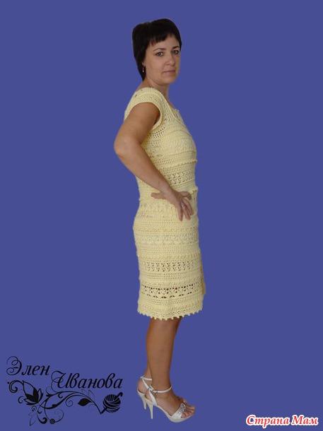 Два платья для себя любимой!!!