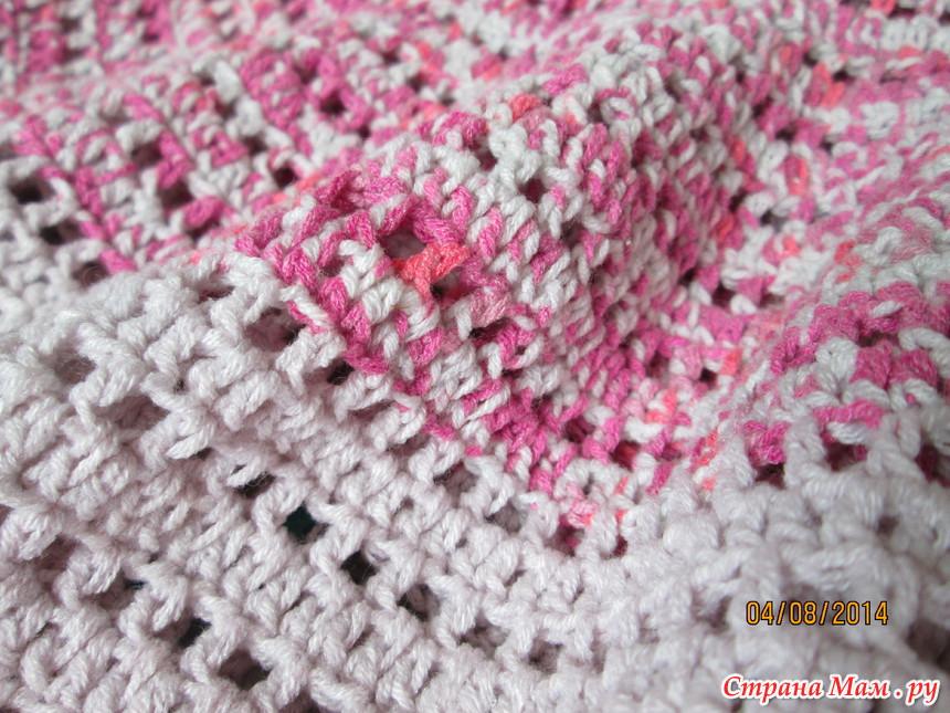 alize puffy вязания шапку