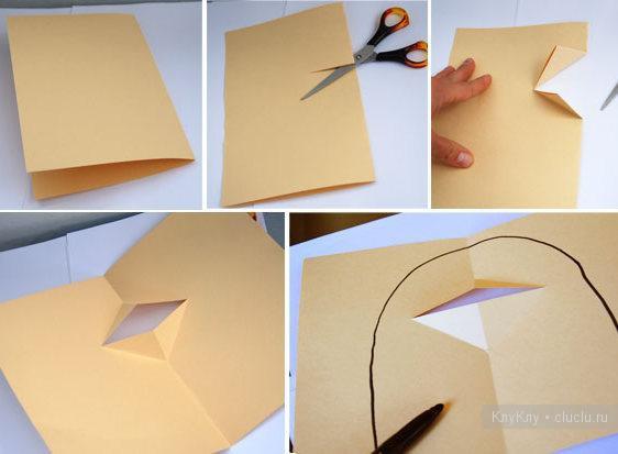 Поделки из картона и из бумаги и показать как это делать