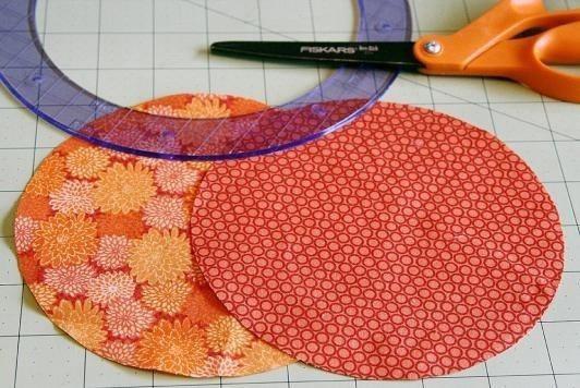 Игольницы из ткани фото