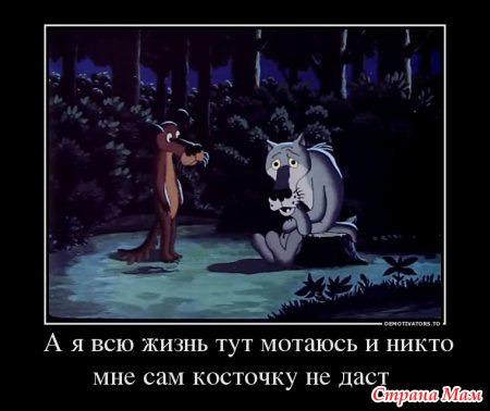 картинка из мультфильма волк и пес