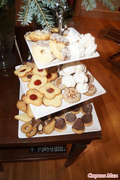Чешское Рождественское Печенье (с фото и рецептами)