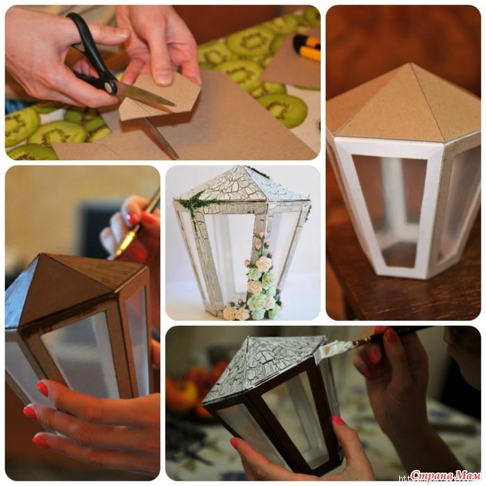 Как сделать фонарик своими руками пошагово