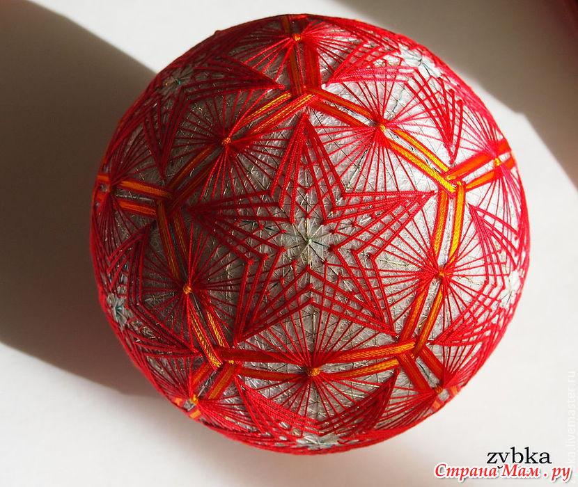 Японская традиционная вышивка