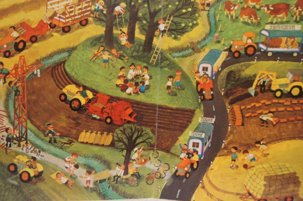 Виммельбухи - наши книги для рассматривания