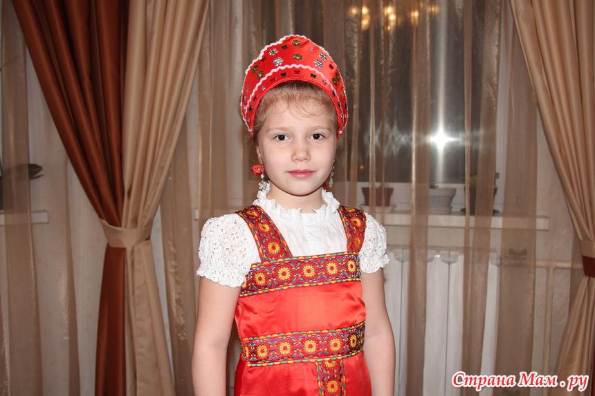 Кокошник к русскому сарафану своими руками 42