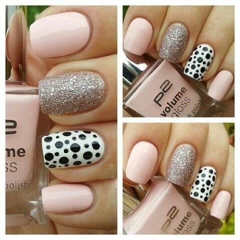 Интересные дизайны для ногтей