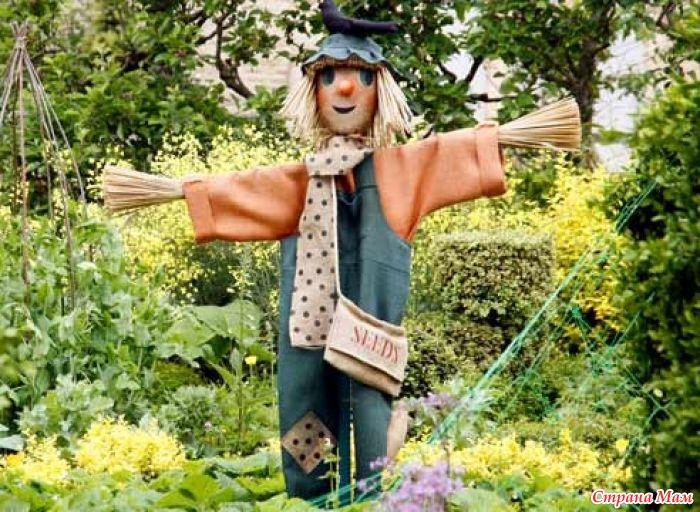 Своими руками для сада и огорода мастер класс