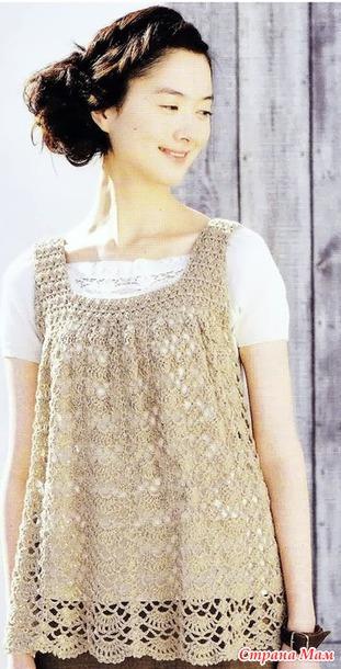 вязаная одежда для беременных