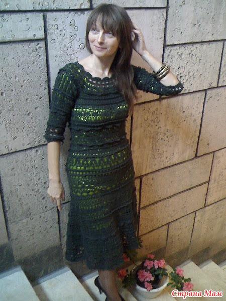 Платье *Оливия* от Ванессы Монторо..