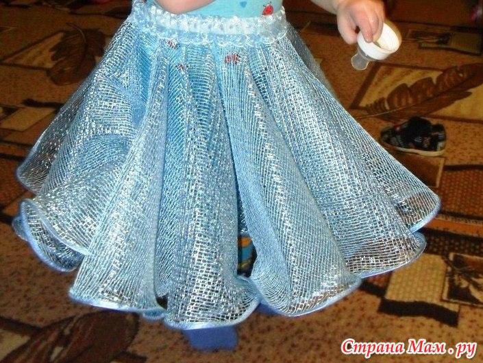 Что сделать с платьем чтобы не кололось