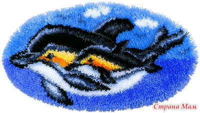 Набор для вышивки крестом Черный красавец, арт Ф