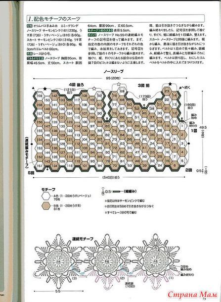 Схемы вязания крючком без отрыва нити крючком вязание скрамблей схемы