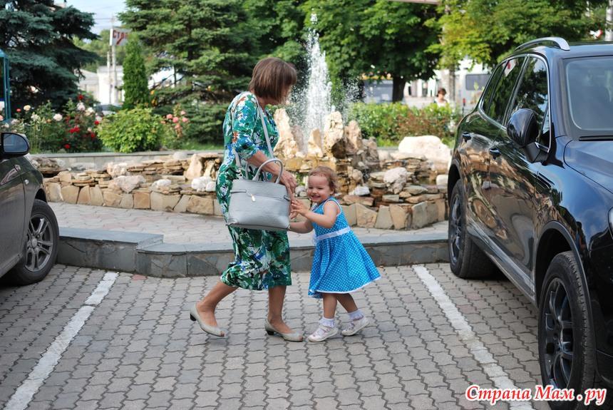 Платье для бабушки на свадьбу к внучке