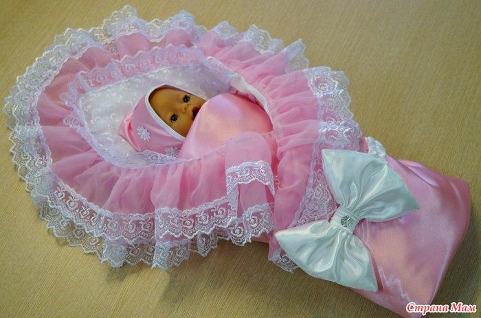 Своими руками сшить уголок для новорожденного