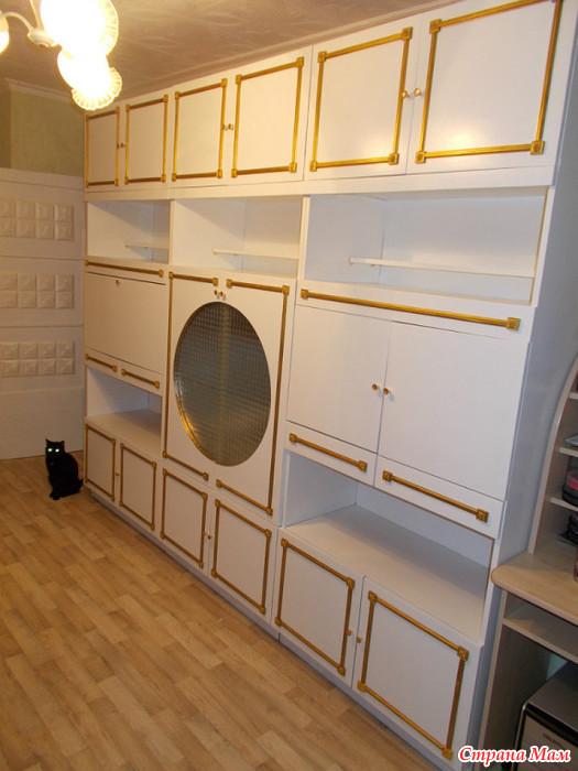 Как из советской мебели сделать современную